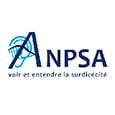 Logo de l'association nationale pour les personnes sourdaveugles