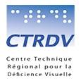 Logo du centre technique régional pour la déficience visuelle en Rhône-Alpes