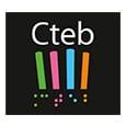 Logo du centre de transcription et d'édition en braille
