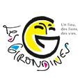 Logo de l'association Les Girondines