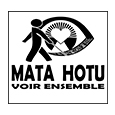Logo de l'association Voir ensemble, Mata Hotu no Porinesia