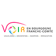 Logo de l'association voir en Bourgogne Franche-Comté