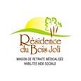 Logo de la Résidence le Bois Joli Saint Valérien