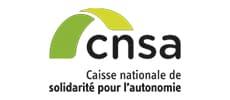 Logo de la caisse nationale de solidarité pour l'autonomie